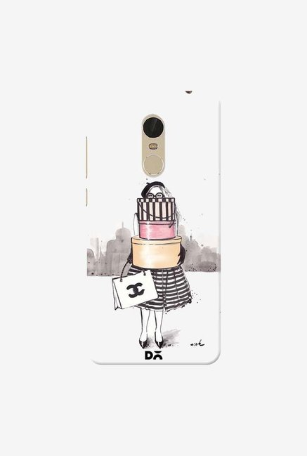 DailyObjects Shopping Junkie Case Cover For Xiaomi Redmi Note 5