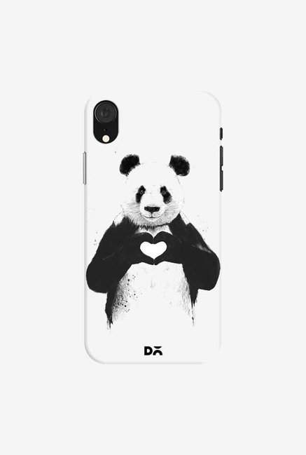DailyObjects All You Need Is Love Case Cover For iPhone XR