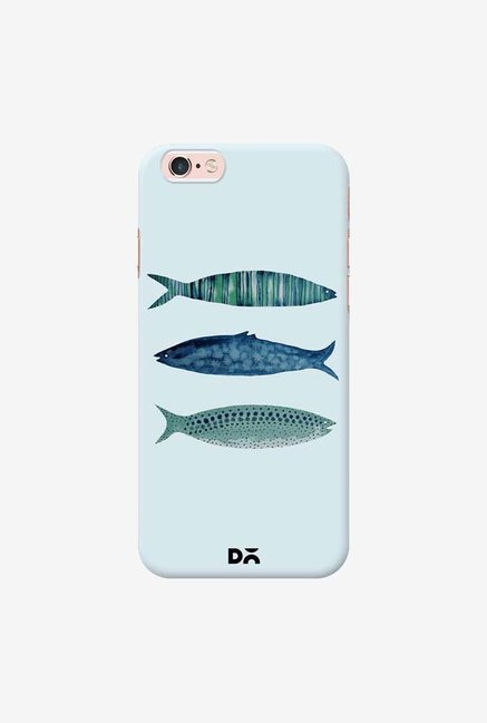 DailyObjects Fish In Pattern Case Cover For iPhone 6S