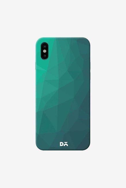 DailyObjects Singularity Abstract Case Cover For iPhone XS