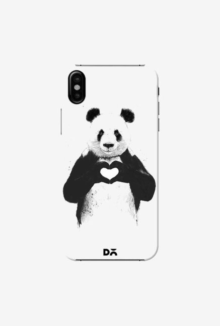 DailyObjects All You Need Is Love Case Cover For iPhone XS