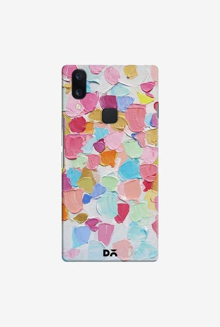 DailyObjects Amoebic Confetti Case Cover For Vivo V11