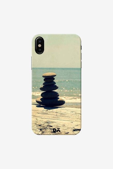 DailyObjects Peace Case Cover For iPhone X