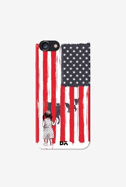DailyObjects Little Girl And Wolves Case For iPhone 7