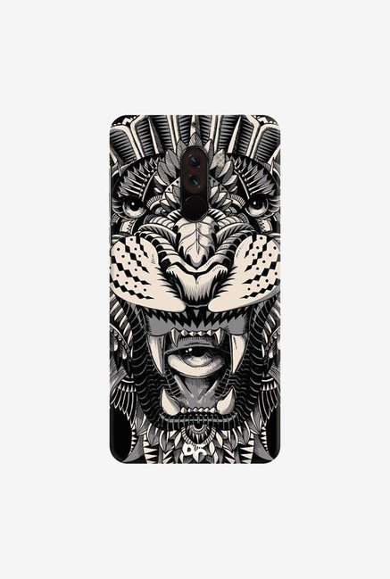 DailyObjects Eye of The Tiger Case Cover For Xiaomi Poco F1