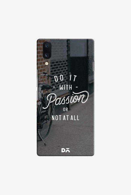 DailyObjects Passion Case Cover For Vivo V11 Pro