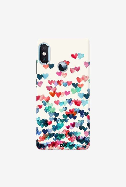 DailyObjects Heart Connections Case Cover For Xiaomi Redmi Y2