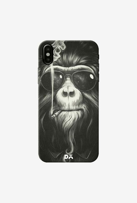 DailyObjects Smoke EM Case Cover For iPhone XS