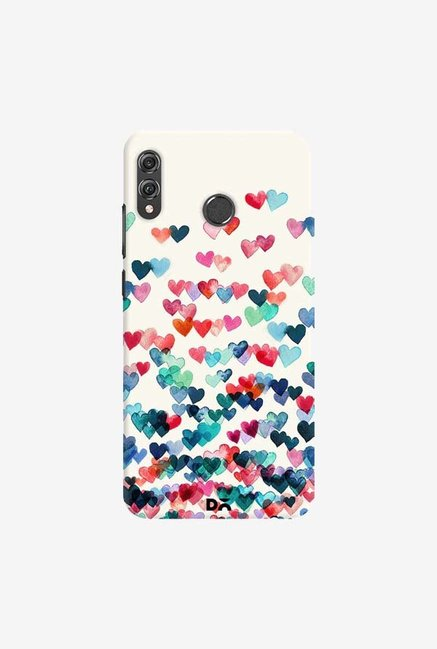 DailyObjects Heart Connections Case Cover For Huawei Honor 8X