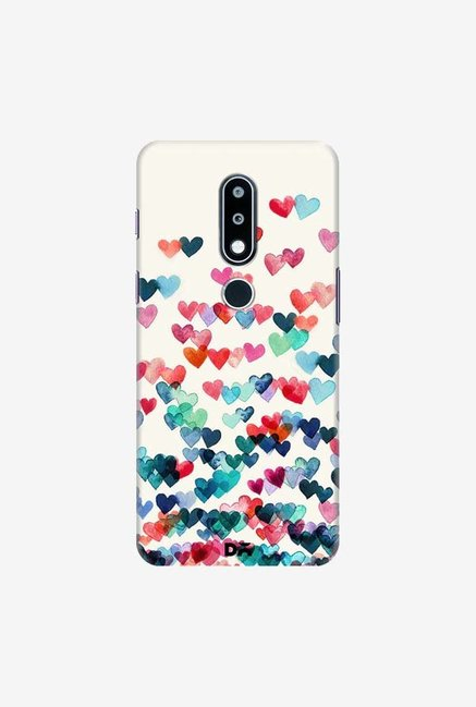 DailyObjects Heart Connections Case Cover For Nokia 6.1 Plus