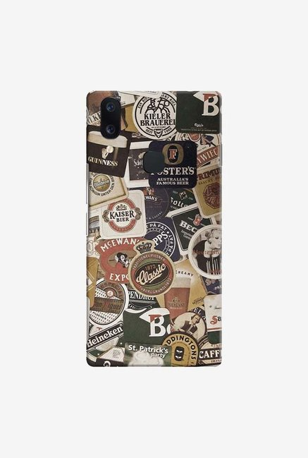 DailyObjects Beers Of The World Case Cover For Vivo V11