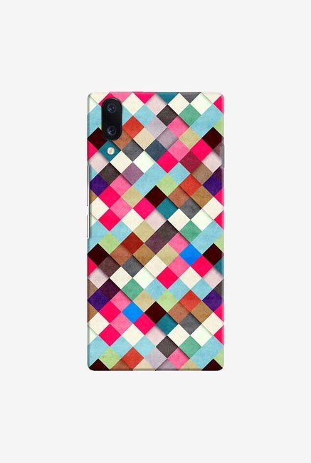 DailyObjects Ubrik Checker Case Cover For Vivo V11 Pro