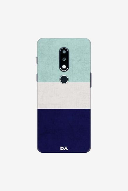 DailyObjects Ocean Classic Case Cover For Nokia 6.1 Plus