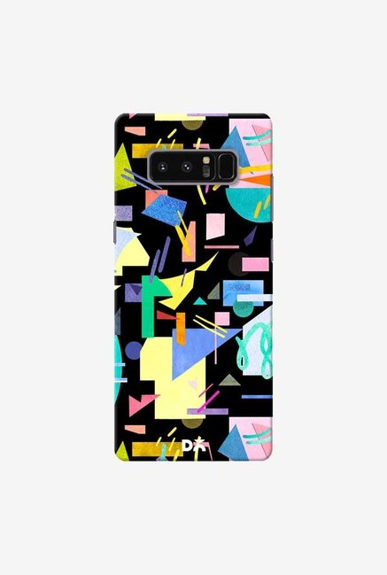 DailyObjects Geometric Pop Case Cover For Samsung Galaxy Note 8