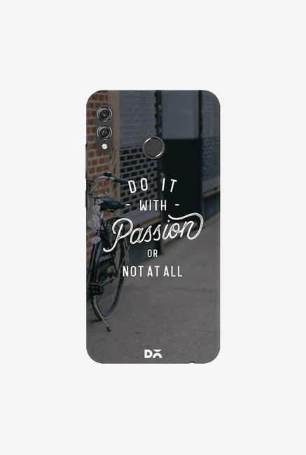 DailyObjects Passion Case Cover For Huawei Honor 8X