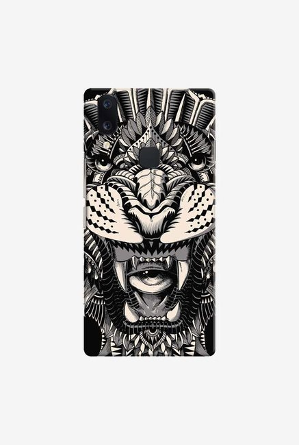 DailyObjects Eye of The Tiger Case Cover For Vivo V11