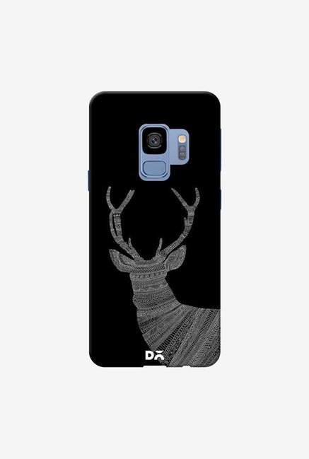 DailyObjects Aztec Dark Stag Case Cover For Samsung Galaxy S9