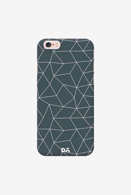 DailyObjects Geometric Maze Stone Gray Case Cover For iPhone 6S