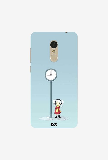 DailyObjects Always Late Case Cover For Xiaomi Redmi Note 5
