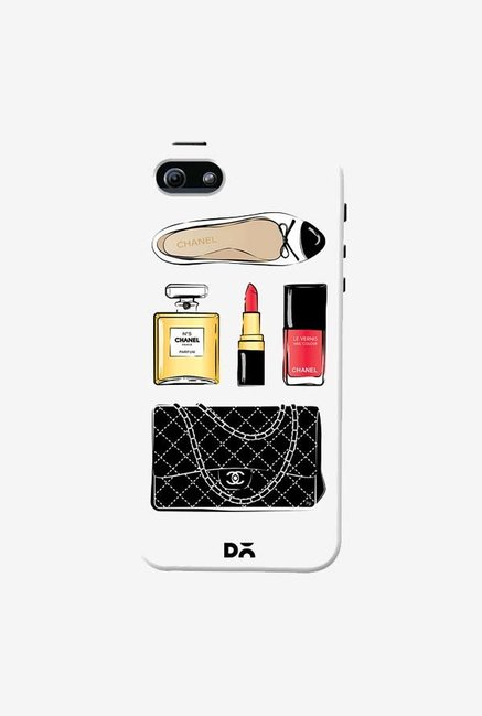 DailyObjects Chanel Case Cover For iPhone 5/5S
