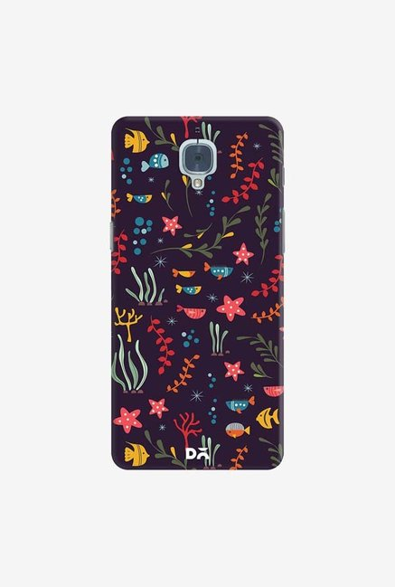 DailyObjects Aqua 19 Case For OnePlus 3T