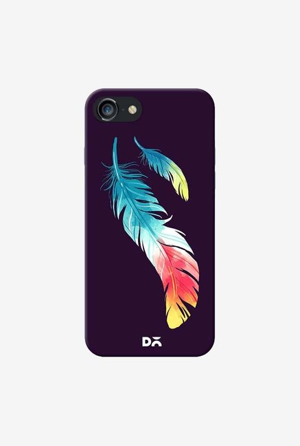 DailyObjects Feather In Colors Case For iPhone 7
