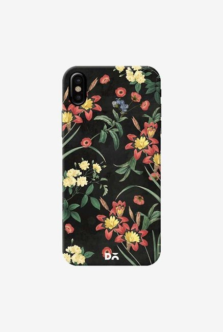 DailyObjects Flowers Nature Case Cover For iPhone XS
