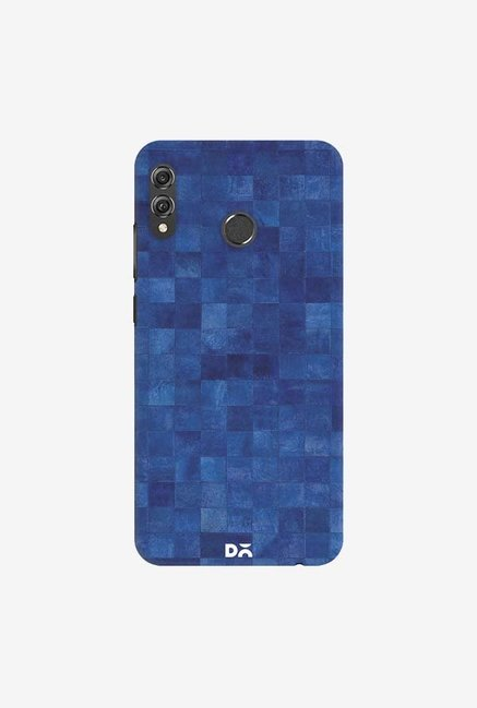 DailyObjects Inked Blue Case Cover For Huawei Honor 8X