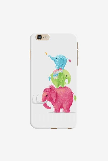 DailyObjects Candy Elephants Case For iPhone 6 Plus