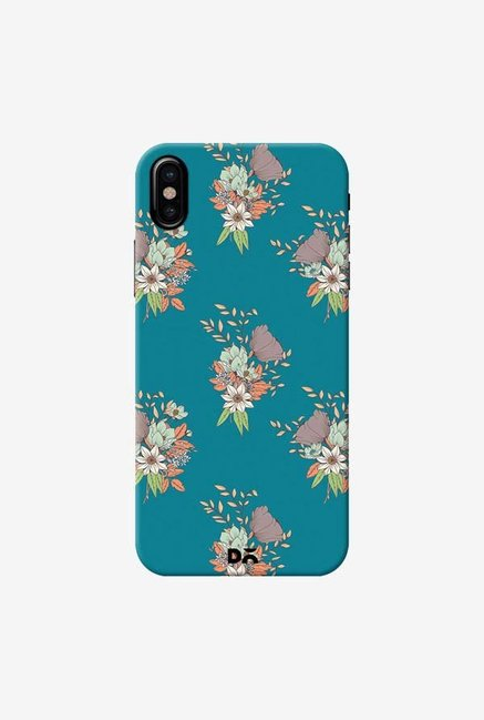 DailyObjects Botanical Pattern 4 Case Cover For iPhone XS