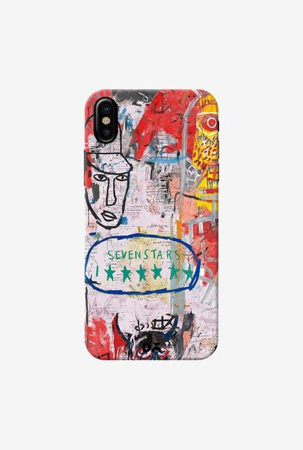 DailyObjects Basquiat Style 2 C Case Cover For iPhone XS