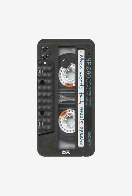DailyObjects Sony Cassette Case Cover For Huawei Honor 8X