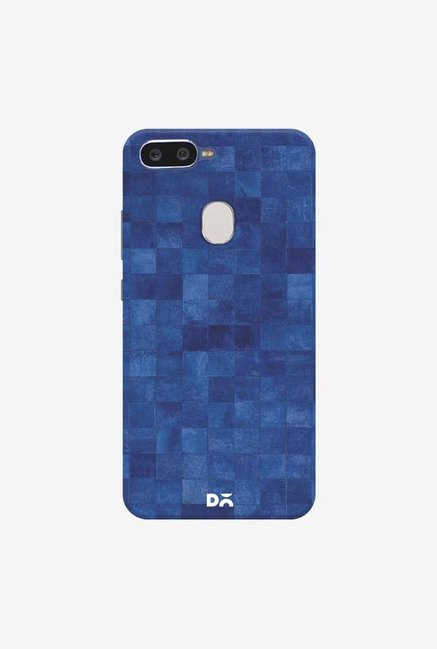 DailyObjects Inked Blue Case Cover For Oppo F9 Pro