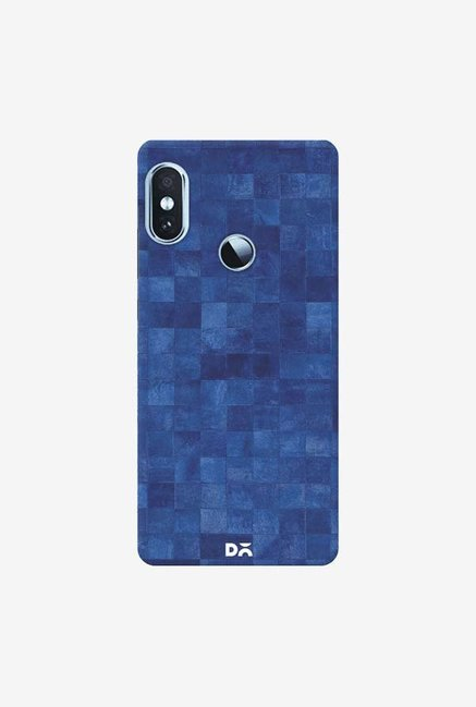 DailyObjects Inked Blue Case Cover For Xiaomi Redmi Y2
