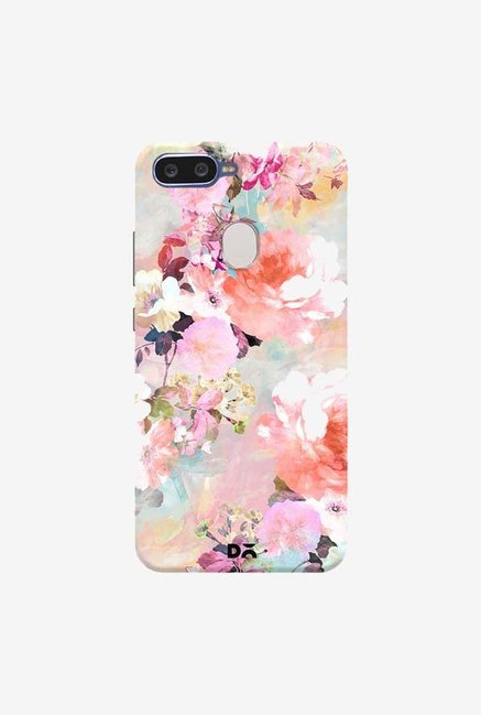 DailyObjects Love Of A Flower Case Cover For Oppo F9