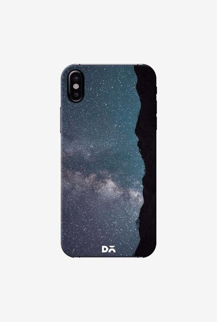 DailyObjects Starry Night Sky Case Cover For iPhone XS