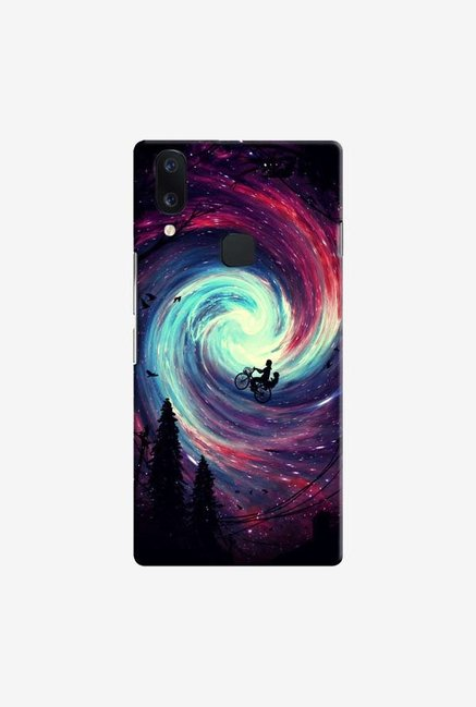 DailyObjects Adventure Time Case Cover For Vivo V11