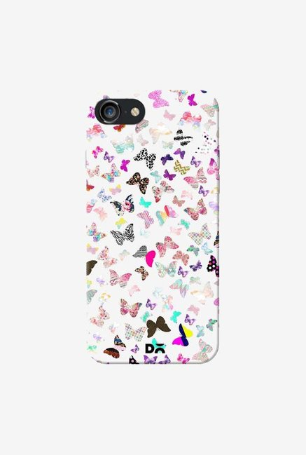 DailyObjects Butterfly Paradise Case For iPhone 7