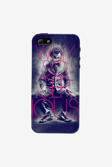 DailyObjects Why So Serious Case For iPhone 5/5S