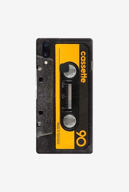 DailyObjects Cassette Yellow Case Cover For Vivo V11