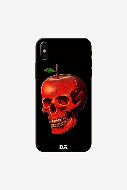 DailyObjects Fruit of Life Case Cover For iPhone XS