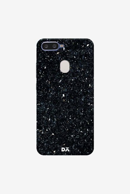 DailyObjects Starry Sky Marble Case Cover For Oppo F9