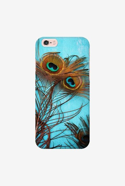 DailyObjects 3 Peacock Feathers Case For iPhone 6s