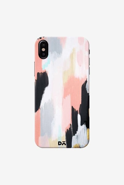 DailyObjects Footprints Of My Heart Case Cover For iPhone XS