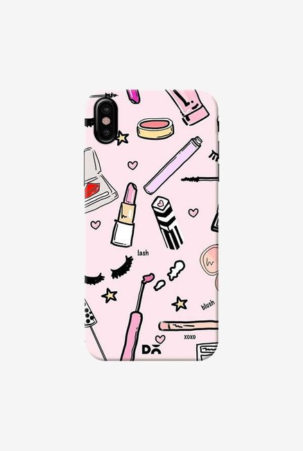 DailyObjects Cosmetic Loive Case Cover For iPhone XS