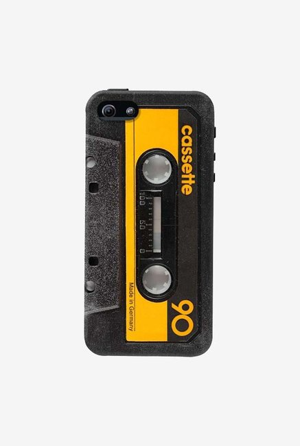 DailyObjects Cassette Yellow Case For iPhone 5/5S
