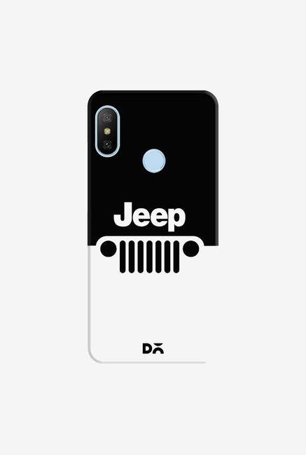 DailyObjects 4x4 Fun Case Cover For Xiaomi Redmi 6 Pro/A2 Lite