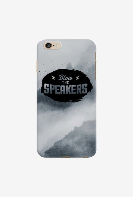 DailyObjects Blow The Speakers Case For iPhone 6 Plus