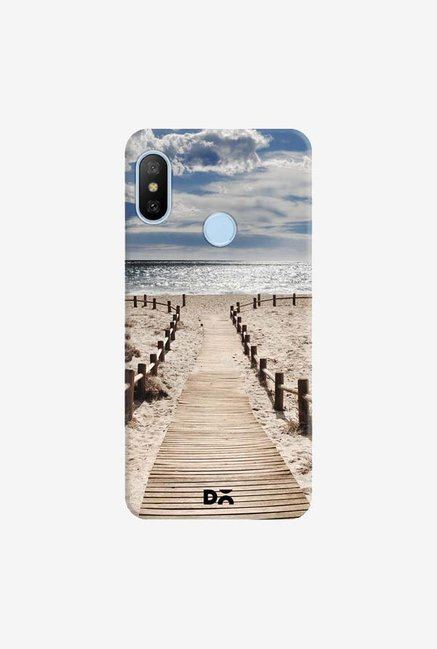DailyObjects Beach Case Cover For Xiaomi Redmi 6 Pro/A2 Lite