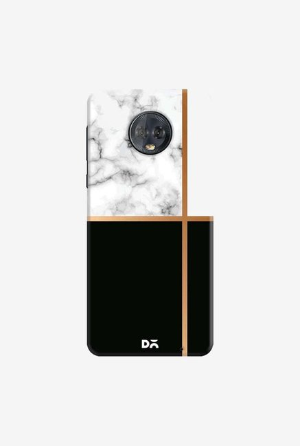 DailyObjects Marble III 63 Case Cover For Motorola Moto G6 Plus